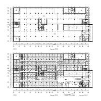 Городской склад для индивидуального хранения вещей. Планировка. г. Москва, 2015 г.