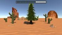 Елка в WebGL5