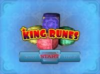 """Game """"King Runes"""""""