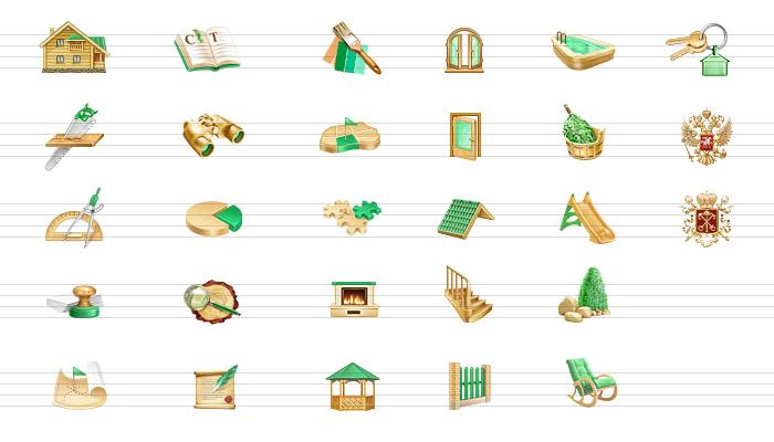 тизеры для Woodenlife.ru (Ленвендо)