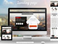 Любая копия сайта или landing page