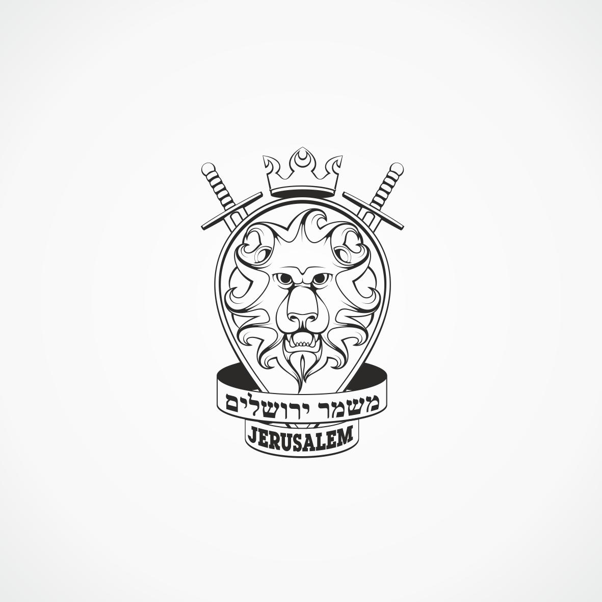 Разработка логотипа. Компания Страж Иерусалима фото f_51351fa2c628826d.png