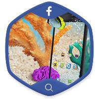 Продвижение Fly на facebook