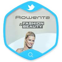 Продвижение Rowenta в twitter