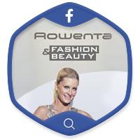 Продвижение Rowenta на facebook