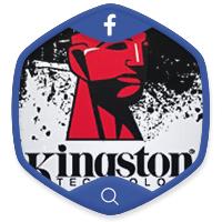 Продвижение Kingston на facebook
