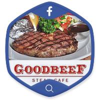 Продвижение goodbeef на facebook
