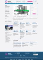 Сайт для компании КамТех на MODX
