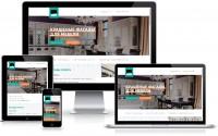 Сайт Фасады Fronte