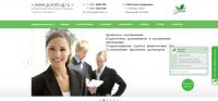 Сайт юридической компании yurokrug