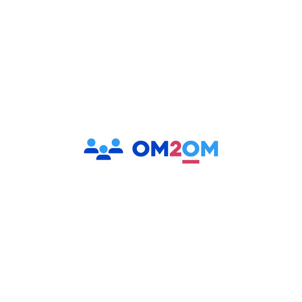 Разработка логотипа для краудфандинговой платформы om2om.md фото f_4285f5fb9c868150.png
