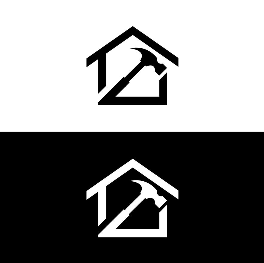 Разработка логотипа строительно-мебельного проекта (см. опис фото f_4556075ca9c49e0d.png