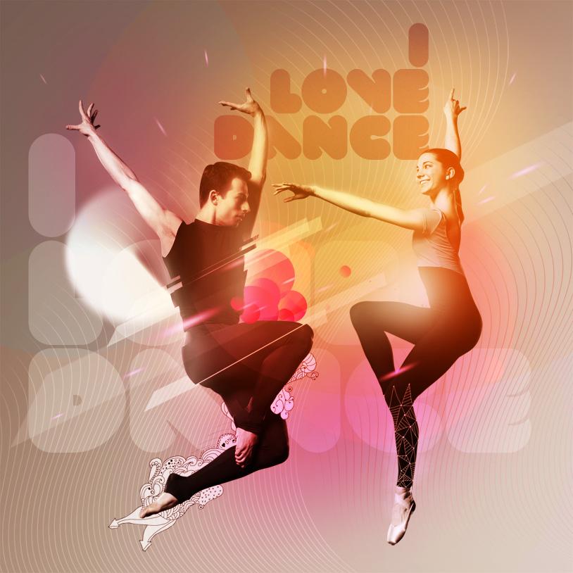 I LOVE DANCE #1