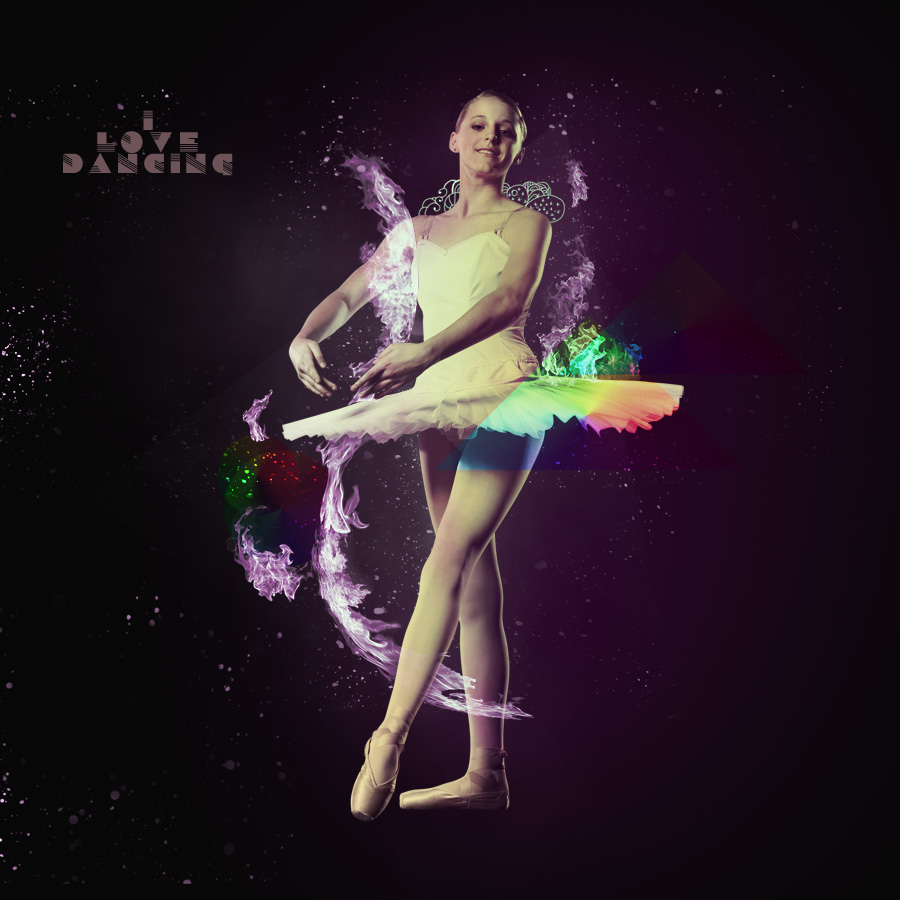 I LOVE DANCING #2