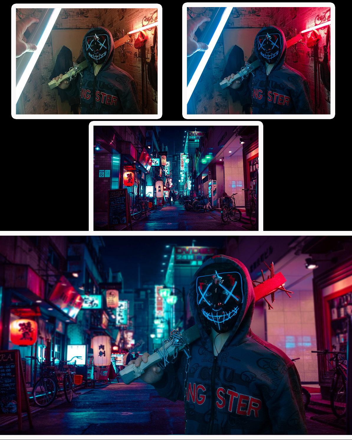Коллаж на  Хэллоуин