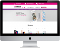 """Адаптивная верстка интернет-магазина на OpenCart """"Remobile"""""""