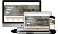 """Интернет-магазин ковров """"Kovercity"""""""