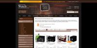 Разработка интернет-магазина www.watchcases.ru (1С Bitrix)