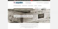 Разработка интернет-магазина www.magniflex.ru