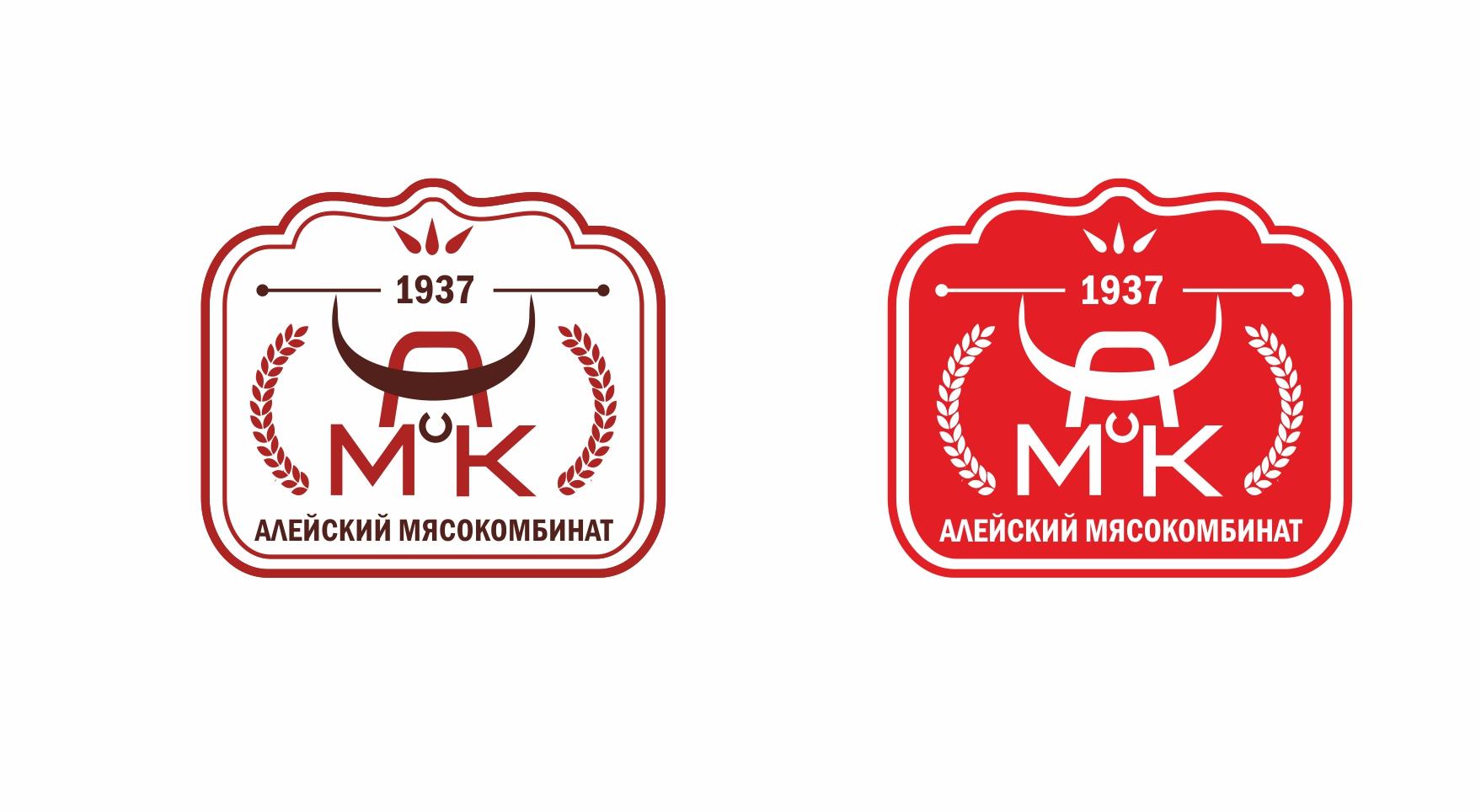 "Разработака логотипа для ООО ""Алейский мясокомбинат"" фото f_1695b1a089917fba.jpg"