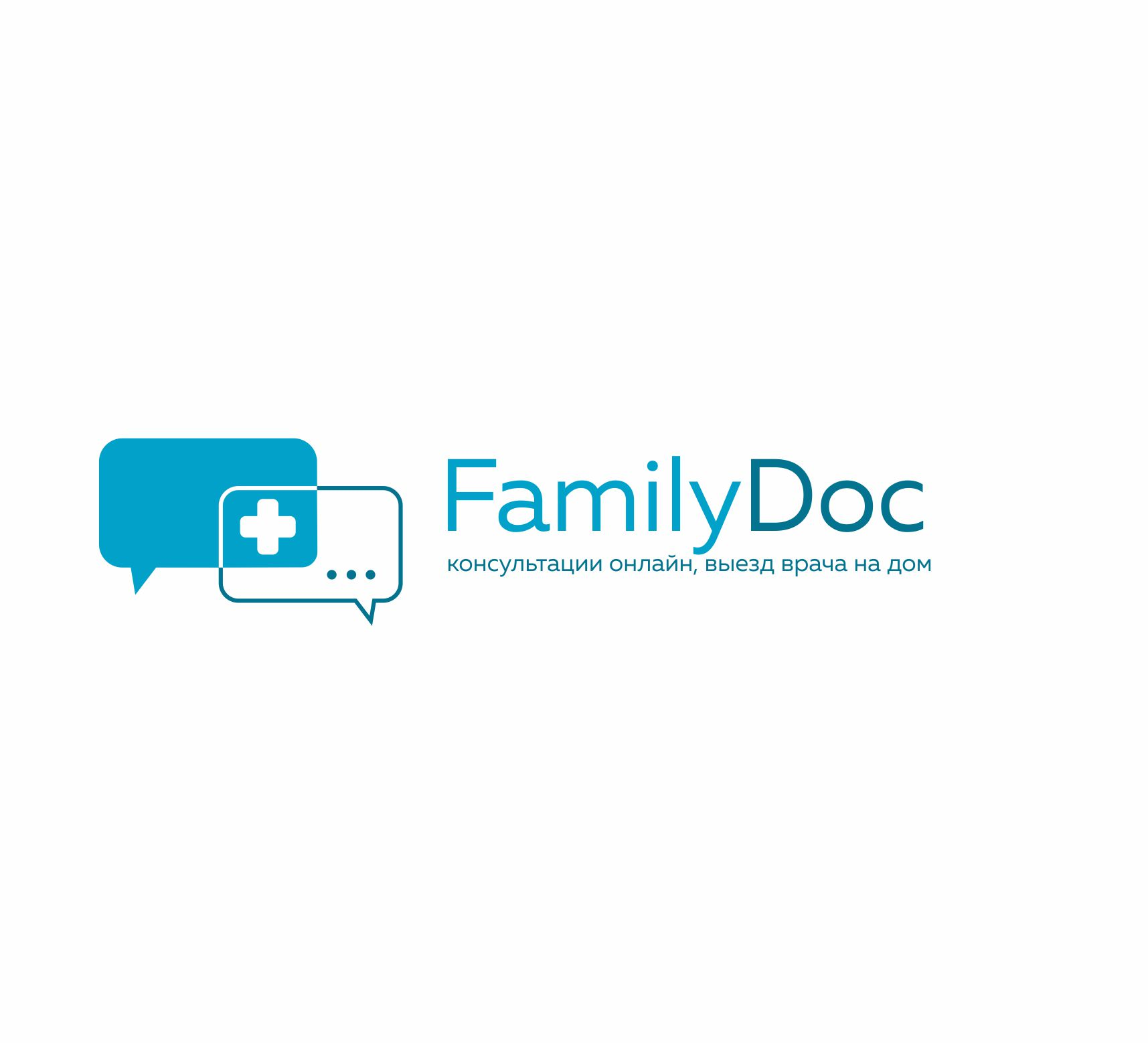 Разработка логотипа для врачебного онлайн сервиса FamilyDoc фото f_2135c348a618024a.jpg