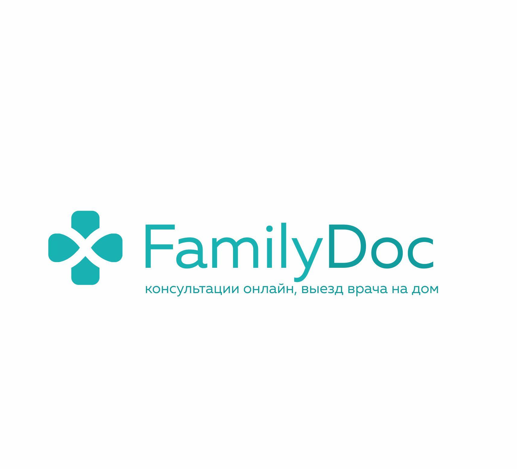 Разработка логотипа для врачебного онлайн сервиса FamilyDoc фото f_2205c348a56504c1.jpg