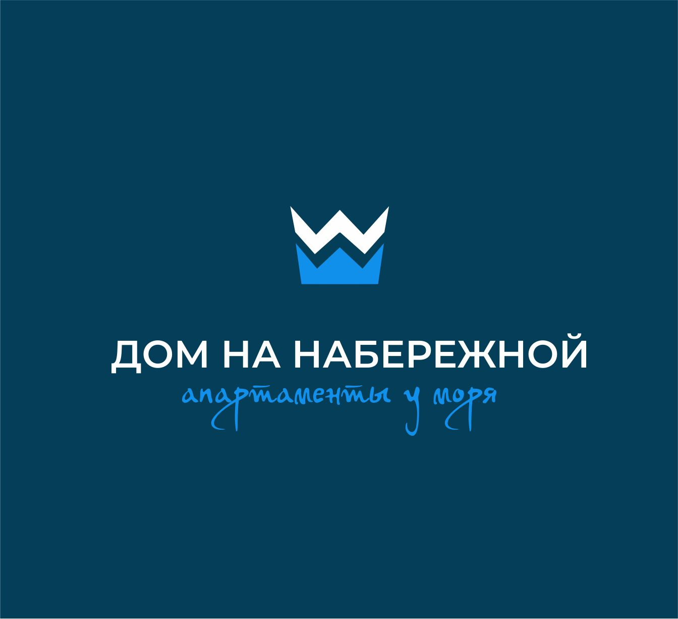 РАЗРАБОТКА логотипа для ЖИЛОГО КОМПЛЕКСА премиум В АНАПЕ.  фото f_2935de88e1f8fab2.jpg