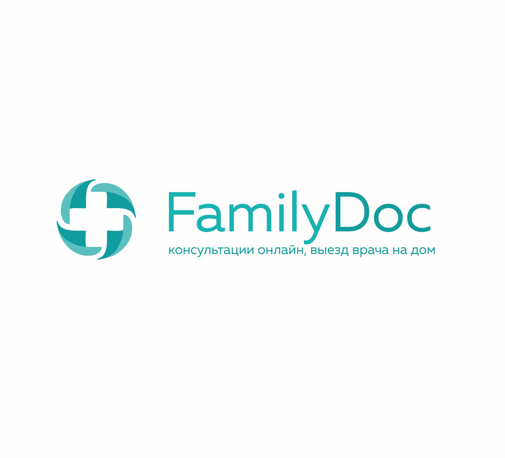 Разработка логотипа для врачебного онлайн сервиса FamilyDoc фото f_9115c348a525ac20.jpg