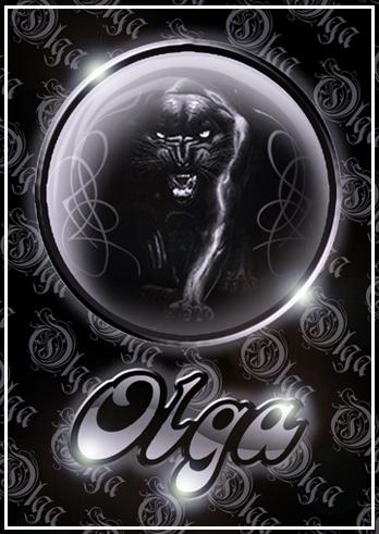 """логотип """"Olga"""""""