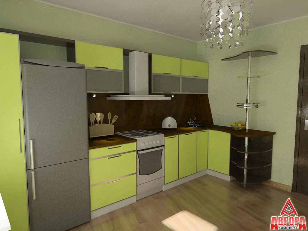 визулизация кухонного гарнитура 4