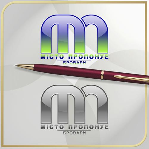 """логотип """"Мисто Пропонye 3"""""""