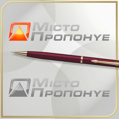 """логотип """"Мисто Пропонye"""""""