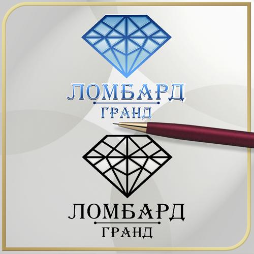 """логотип """"Ломбард гранд 3"""""""