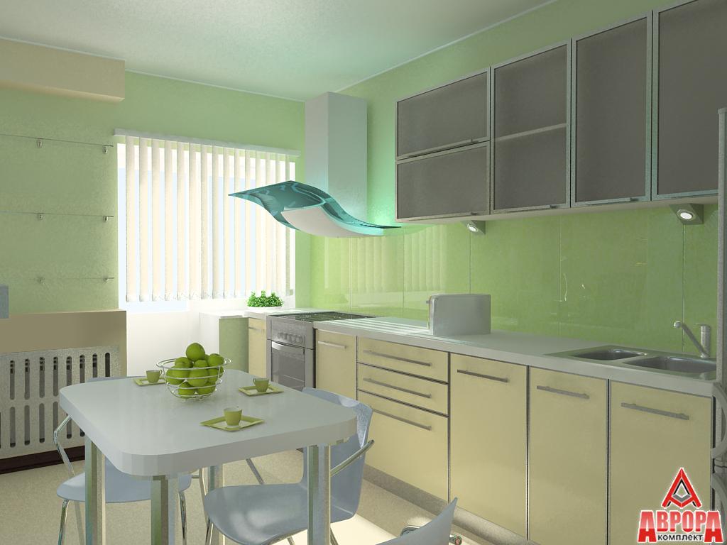 косметический ремонт-кухня