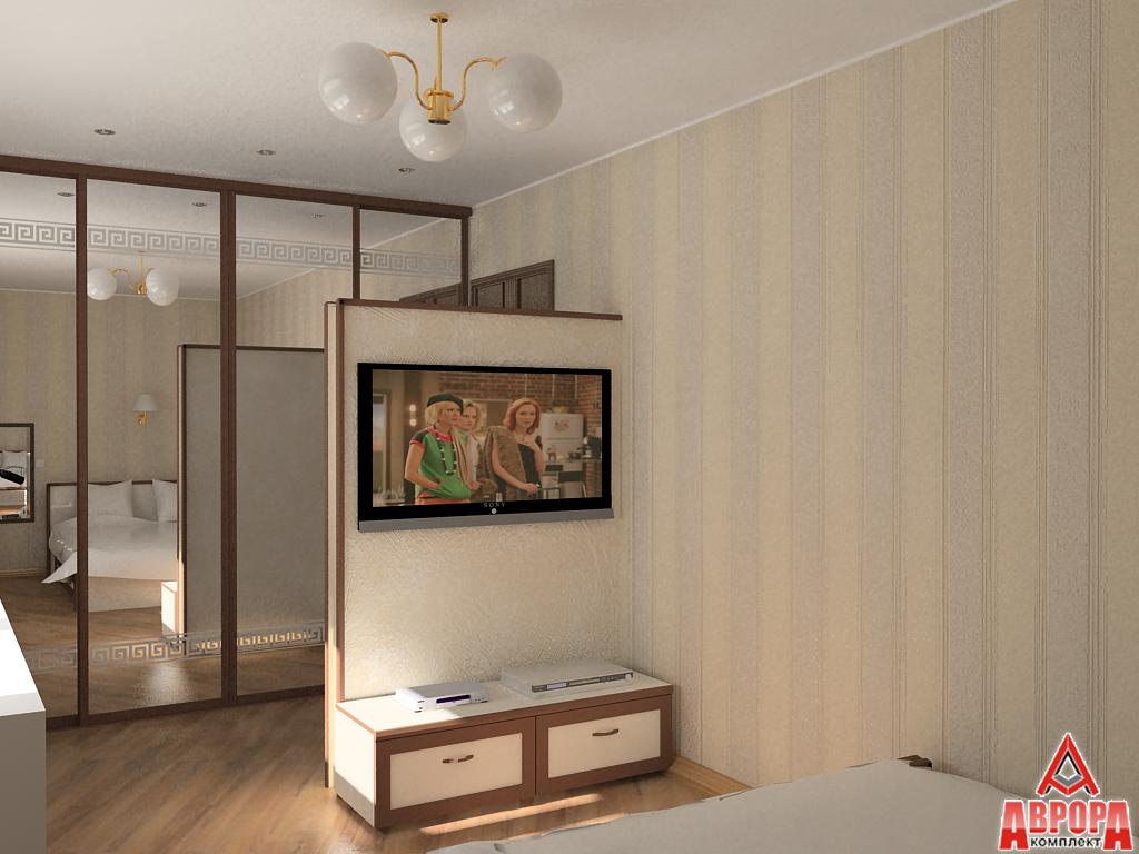 косметический ремонт-мужская спальня
