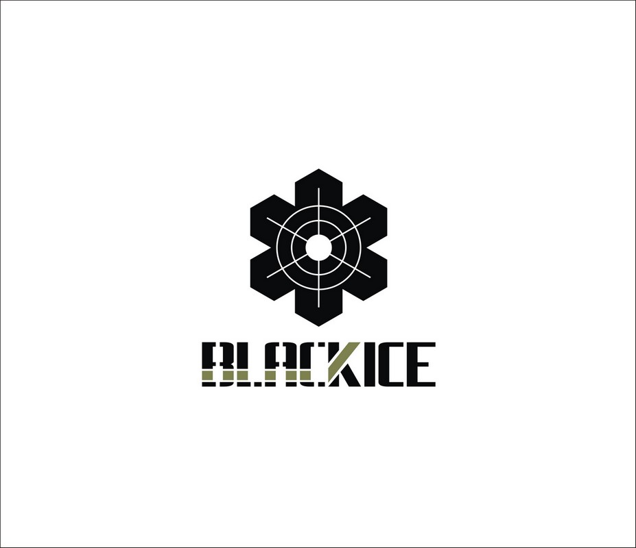 """Логотип + Фирменный стиль для компании """"BLACK ICE"""" фото f_09957121382626e9.jpg"""