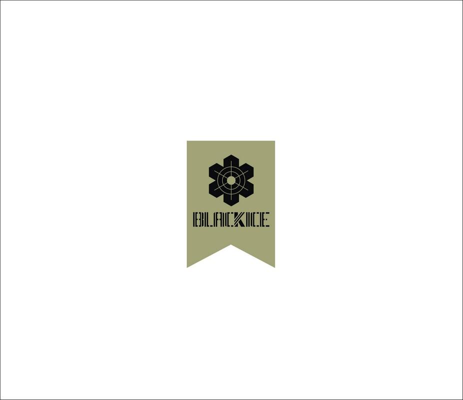 """Логотип + Фирменный стиль для компании """"BLACK ICE"""" фото f_3815711f4fd35d4f.jpg"""
