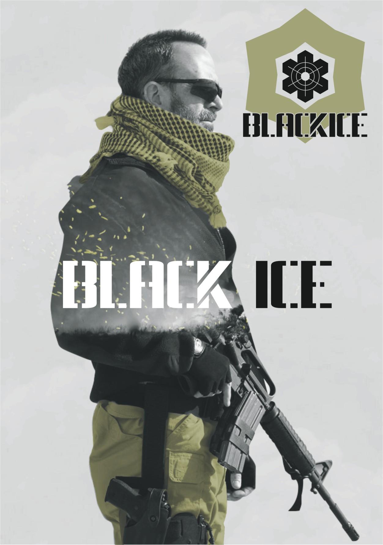 """Логотип + Фирменный стиль для компании """"BLACK ICE"""" фото f_53657120defbbc68.jpg"""