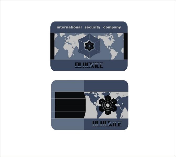 """Логотип + Фирменный стиль для компании """"BLACK ICE"""" фото f_93457187c0f056b9.jpg"""