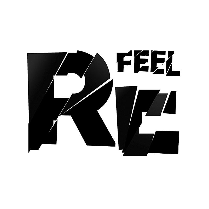Логотип музыкальной группе Re-feel