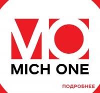 Mich One (логотип для производителя спортивной обуви)