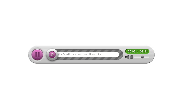Audio Player mp3