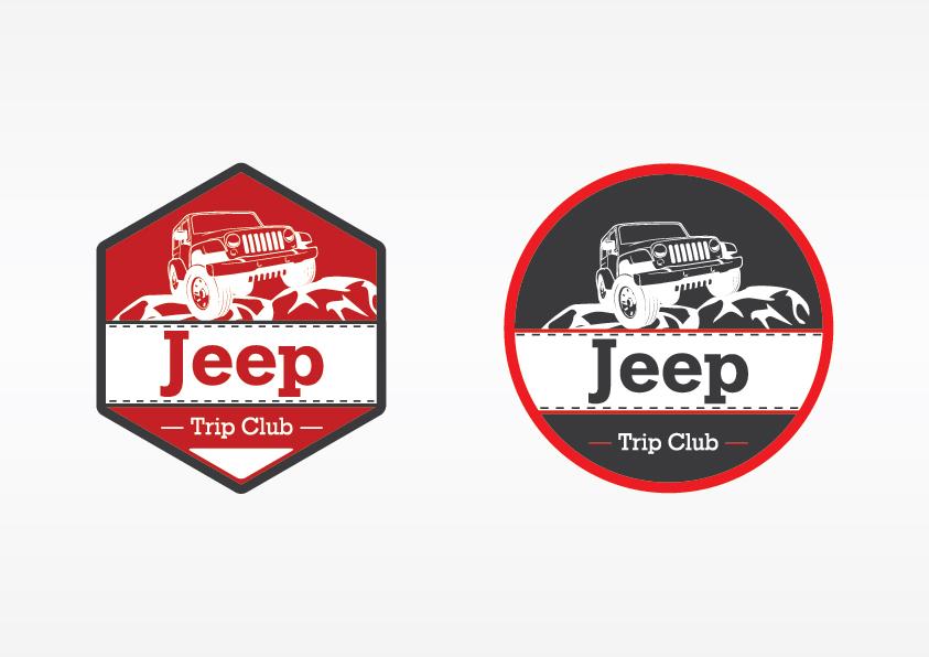 Создать или переработать логотип для Jeep Trip Club фото f_559542a32cf298aa.jpg