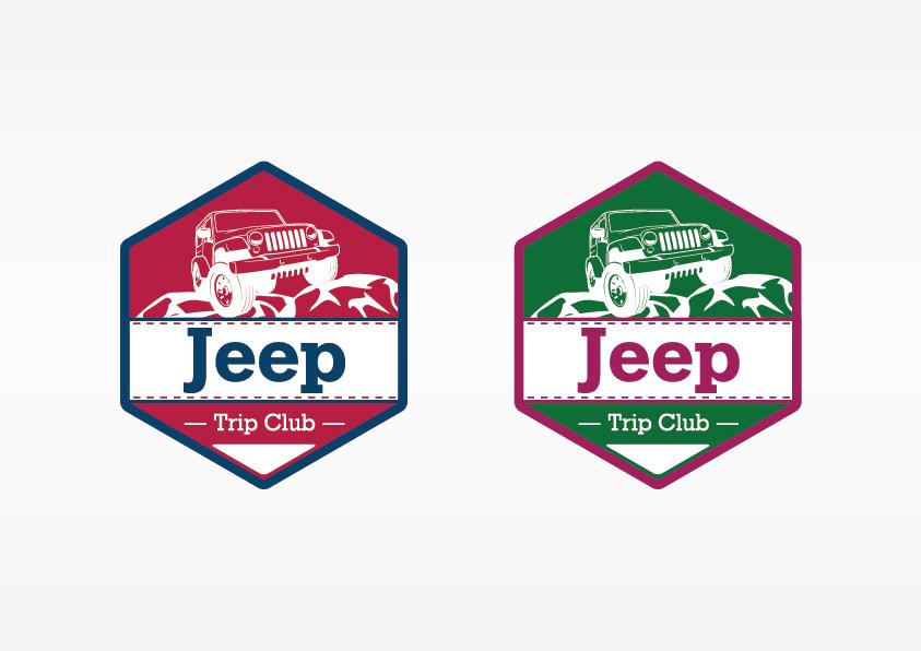 Создать или переработать логотип для Jeep Trip Club фото f_812542a058e4fece.jpg