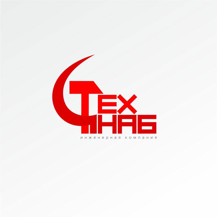 Разработка логотипа и фирм. стиля компании  ТЕХСНАБ фото f_3645b22b8cb96200.jpg