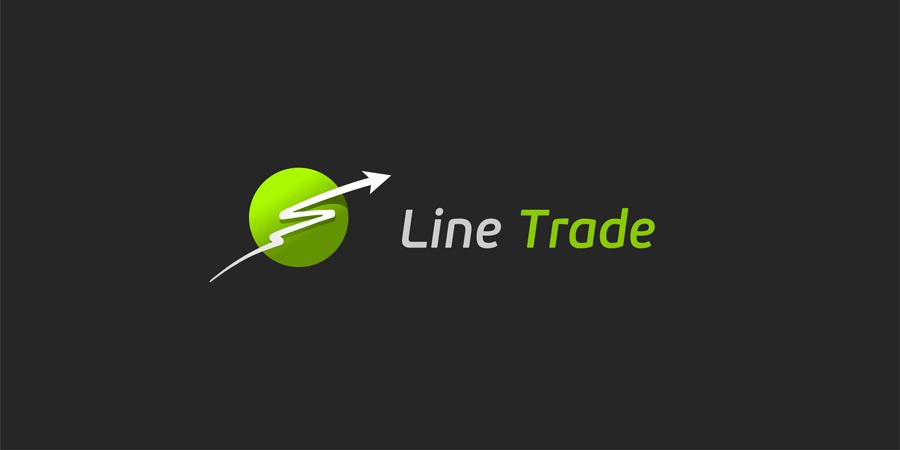 Разработка логотипа компании Line Trade фото f_2205100c903d7559.jpg