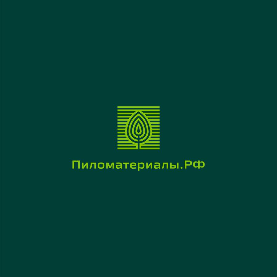 """Создание логотипа и фирменного стиля """"Пиломатериалы.РФ"""" фото f_37052f3818aba3d5.jpg"""