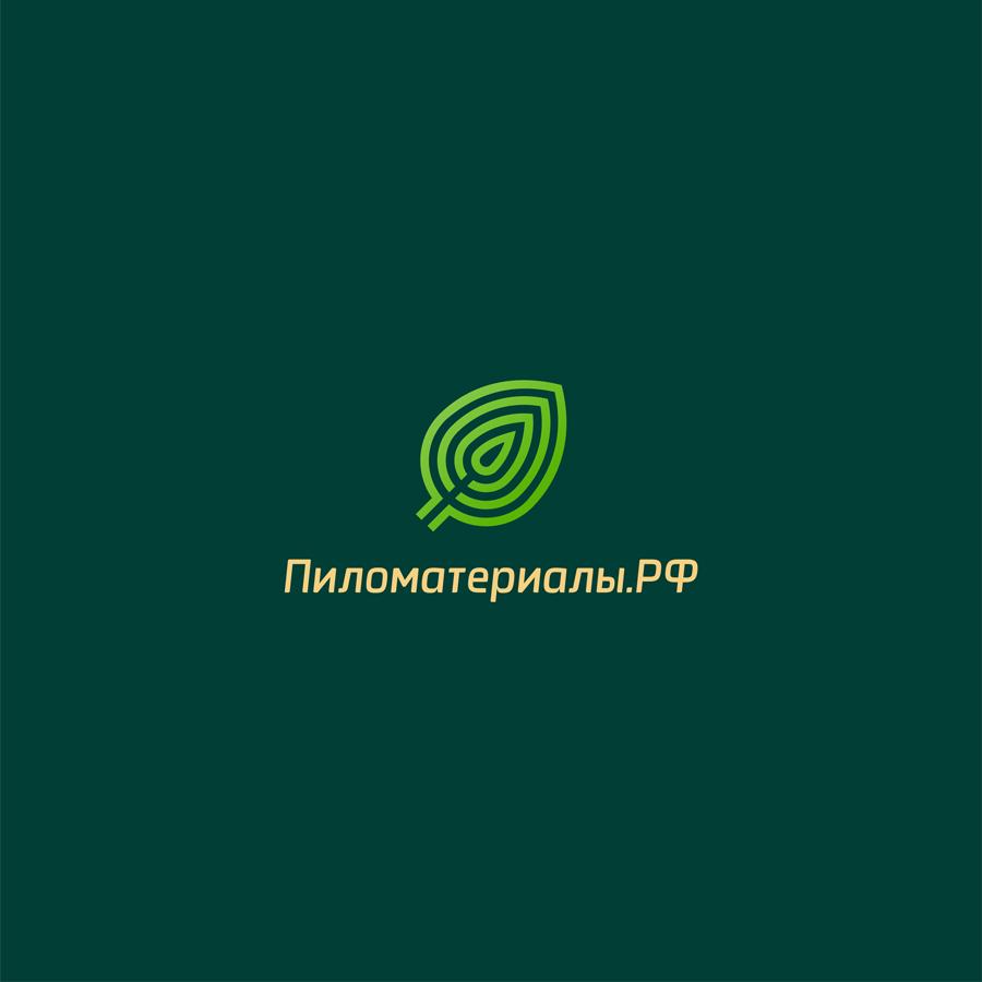 """Создание логотипа и фирменного стиля """"Пиломатериалы.РФ"""" фото f_84052faf275814a4.jpg"""