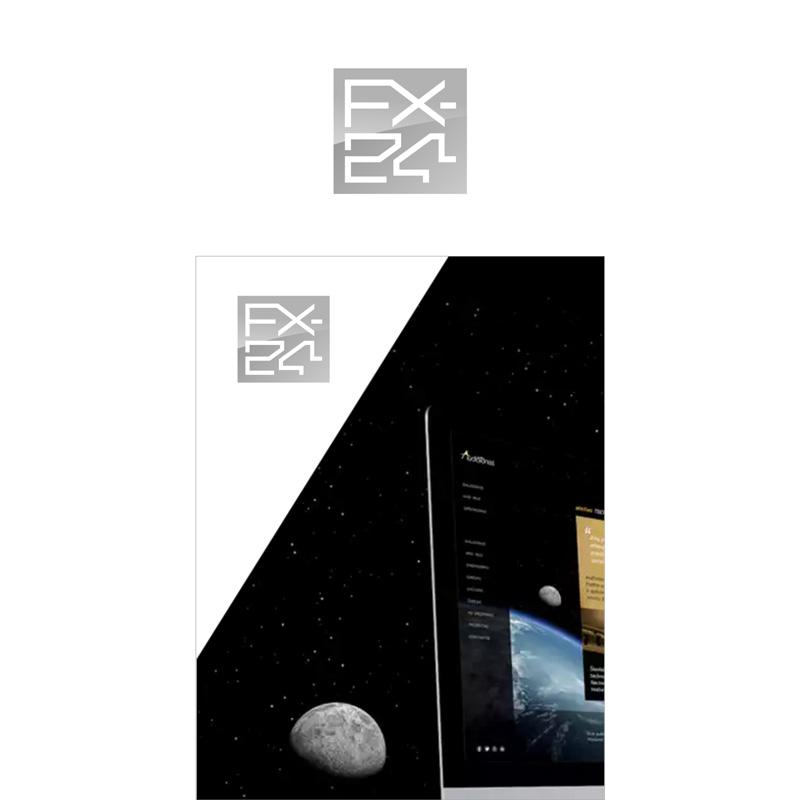 Разработка логотипа компании FX-24 фото f_881545c5b0fb67cb.jpg