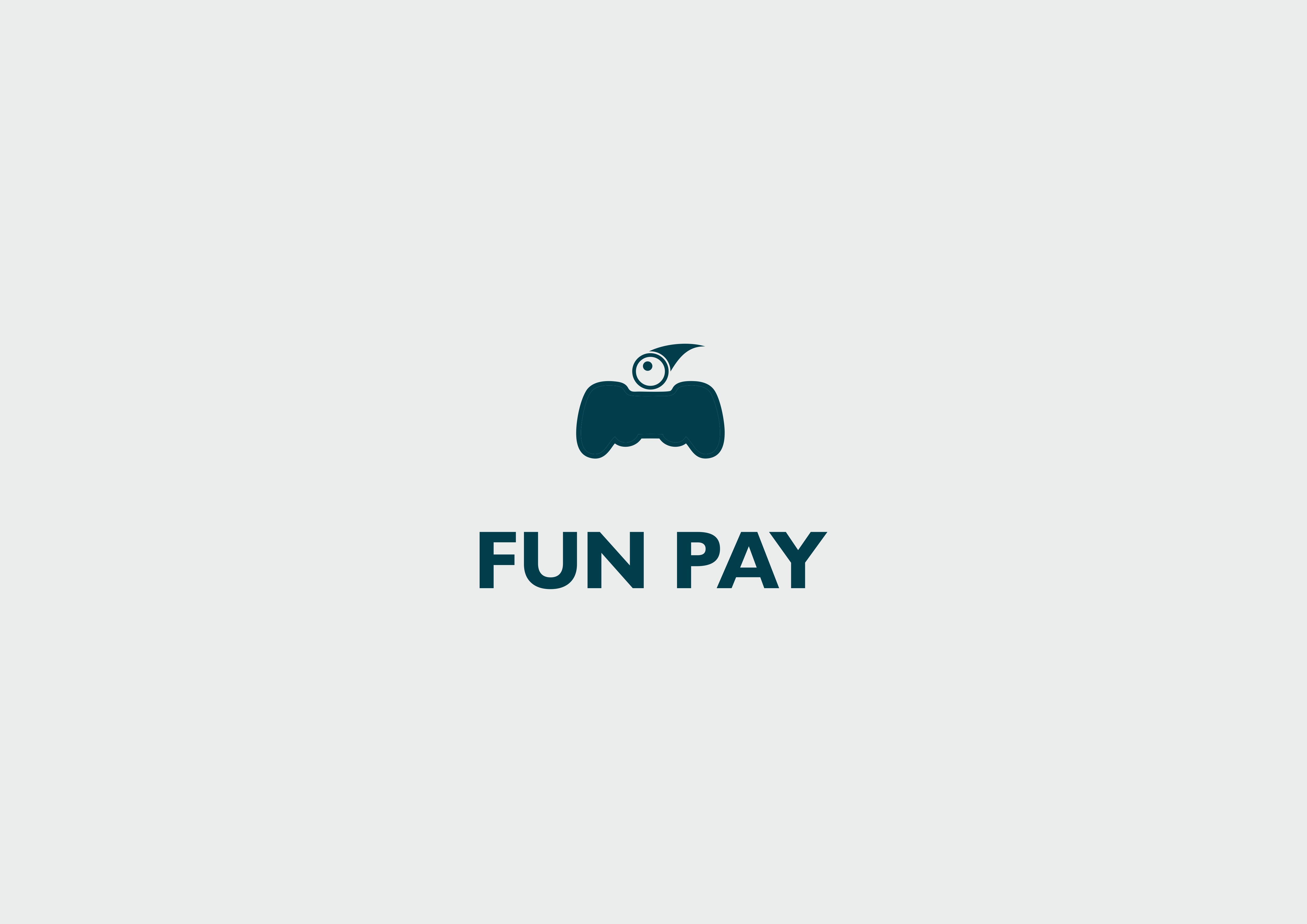 Логотип для FunPay.ru фото f_2845991bfe682833.png
